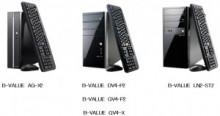 マウスコンピュータ 「B-VALUE PC」からオンラインゲーム推奨PC3機種を発売