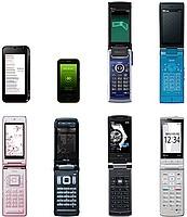 au ブックケータイやスポーツケータイなど携帯電話の新ラインナップ13機種を順次発売
