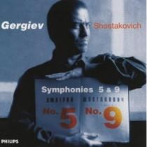 【名盤クロニクル】ゲルギエフ指揮「ショスタコーヴィッチ交響曲第5番/第9番」