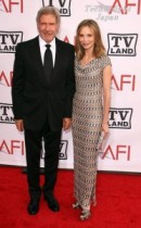 【イタすぎるセレブ達・番外編】俳優ハリソン・フォード67歳、23歳年下の女優と結婚。