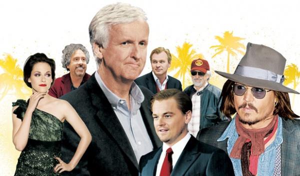 【イタすぎるセレブ達】2010年ハリウッドで最も稼いだのは、224億円のジェームズ・キャメロン監督! ブランジェリーナはさっぱり。