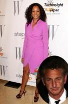 【イタすぎるセレブ達】スカヨハと別れたショーン・ペン、黒人TV女優とデート開始。