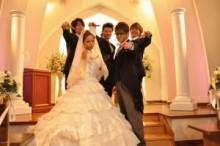 【エンタがビタミン♪】小森純がウェディングドレスで熱演! 逗子三兄弟『純白の花嫁』PV完全版解禁。