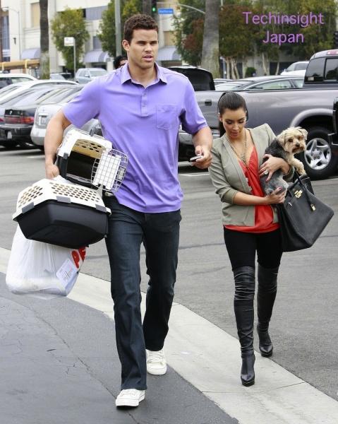 【イタすぎるセレブ達】婿の素質が試される? キム・カーダシアンの婚約者NBAハンフリーズ選手、一家の人気リアリティ番組でデビュー。