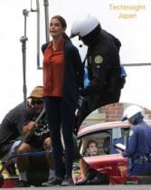 【イタすぎるセレブ達】『デス妻』の女優テリー・ハッチャー、公衆の面前で白バイ警官に逮捕される!?