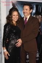 【イタすぎるセレブ達】愛妻が妊娠中のロバート・ダウニー・Jr、赤ちゃんの性別は男の子とバラす。
