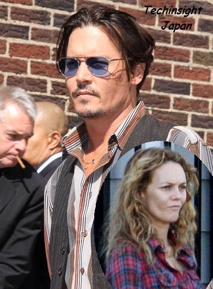 ジョニー・デップが開いた長男のバースデーパーティに、母ヴァネッサ・パラディの姿はなく。