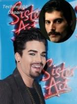 【イタすぎるセレブ達】「Queen」結成40周年ツアーへ。リードボーカルにアダム・ランバートを抜擢!