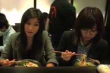 【エンタがビタミン♪】「いっぱいいっぱいちゃうん?」オリックスCMで部下役の女優が部長・篠原涼子に関西弁で挑戦。
