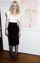 【イタすぎるセレブ達】コートニー・ラブに画家としての才能。ニューヨークで個展を開催。