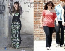 【イタすぎるセレブ達】太っちょ歌姫ケリー・クラークソンのスタイリストがすごい。ドレス選びは色と柄で細身効果バツグン。