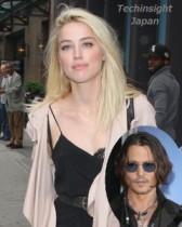 【イタすぎるセレブ達】ジョニー・デップ、この若手美人女優と浮気してヴァネッサ・パラディとダメになってしまった?