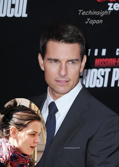 【イタすぎるセレブ達】夫トム・クルーズが雑誌撮影で美女と絡む。嫉妬の妻ケイティ・ホームズは…。