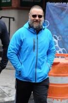 【イタすぎるセレブ達】伸びたヒゲに中年太り。妻と別居のラッセル・クロウの姿がイタイ!!