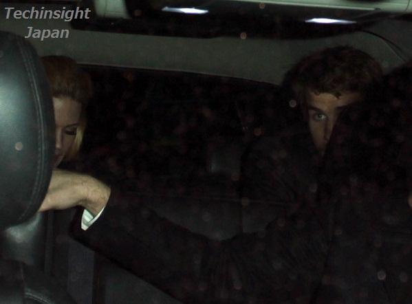 【イタすぎるセレブ達】リアム・ヘムズワース、美人女優とホテルから出てきたところを激写される。一方のマイリーも…。