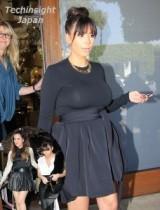 【イタすぎるセレブ達】妊婦キム・カーダシアン。「服がキツそう」との批判に「バカバカしい」と激怒。
