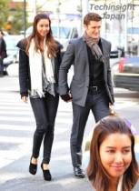 【イタすぎるセレブ達・番外編】『glee』人気俳優マシュー・モリソン、美人モデルと婚約。
