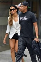 【イタすぎるセレブ達】ビヨンセ&Jay-Z夫妻、高級ギフト持参でキム&カニエの赤ちゃんにご対面。