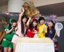 【エンタがビタミン♪】ももクロ・百田夏菜子が19歳に。恐竜がお祝いに駆けつける!