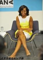 【イタすぎるセレブ達】オバマ大統領夫人が40代最後の年に語った健康管理。「素敵な90歳になりたい!」
