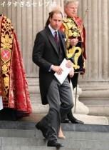【イタすぎるセレブ達】ウィリアム王子、「あのときはハイだった」。インタビューで愛息の様子を語る。
