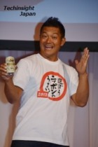 【エンタがビタミン♪】山口智充も「うまい!」を連呼。『選ぼう ニッポンのうまい!』キャンペーン。