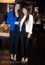 【イタすぎるセレブ達】ジェンナー姉妹、大ピンチ! 入店禁止のクラブでのパーティ参加がバレる。