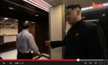 【アジア発!Breaking News】街中騒然。「金正恩」そっくりさんが韓国領事館に。(香港)<動画あり>