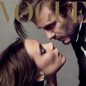 【イタすぎるセレブ達】仏版『VOGUE』誌の表紙を飾ったベッカム夫妻。結婚生活は「実は色々なことがあった」。