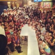 【エンタがビタミン♪】AKB48、8周年を仲川遥香もジャカルタから祝福。「場所は変わっても気持ちは変わらない」
