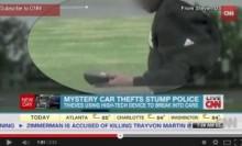 【米国発!Breaking News】超ハイテク化する車上荒らし。一瞬でロック解錠、恐怖の「黒いツール」いまだ解明ならず。<動画あり>