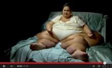 【米国発!Breaking News】450kgの体で2歳児を圧迫死かと疑われたテキサス州の超肥満女性、今では180kgに