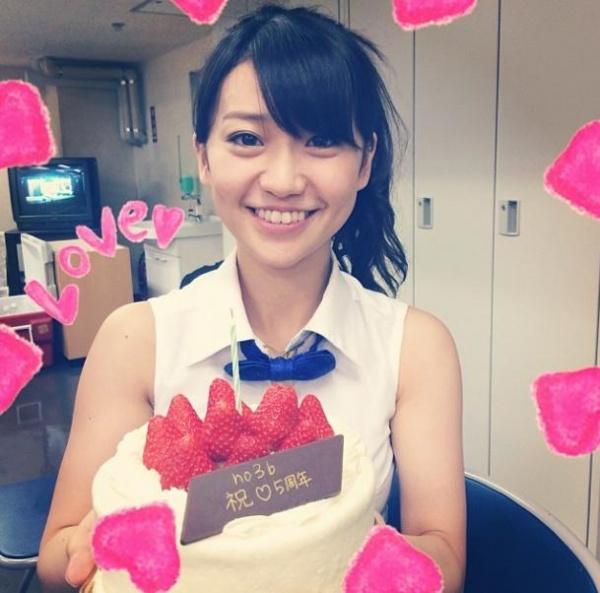 迫真の演技を見せた大島優子 (画像は「Instagram/nyanchan22」より)