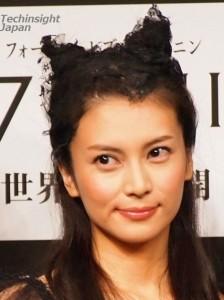 『47RONIN』でハリウッド映画デビューをする柴咲コウ