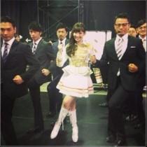 【エンタがビタミン♪】AKB48とコラボしたWORLD ORDER。メンバーも感激「ここはやっぱり天国でした」