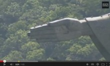【南米発!Breaking News】リオデジャネイロの「コルコバードのキリスト像」、落雷で指先が欠ける!