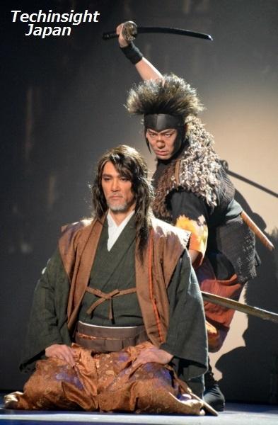 中村勘九郎と加藤雅也