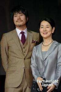 次回は親子? 松岡ケンイチと吉永小百合