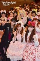 【エンタがビタミン♪】中川翔子、男装ゴスロリモデルのAKIRAに「抱きしめて、結婚してほしい」