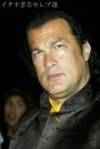 【イタすぎるセレブ達】『沈黙の~』アクション俳優スティーヴン・セガール、アリゾナ州知事選に出馬か。