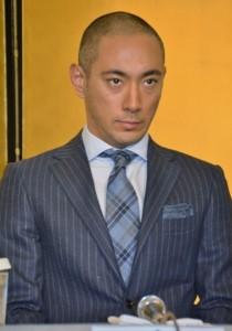 【エンタがビタミン♪】岡村隆史は歌舞伎に本気か? 「で?」市川海老蔵が詰め寄る。