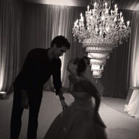 150人のゲストに祝福され結婚したケイリー・クオコ