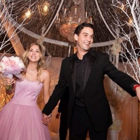 ついに結婚した女優ケイリー・クオコ (画像はinstagram.com/normancookより)