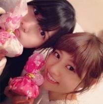 """【エンタがビタミン♪】AKB48の2014年運勢で""""奇跡""""。阿部マリアが「どんだけ仲良しなの」と驚いた結果とは。"""