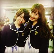 【エンタがビタミン♪】AKB48の打ち上げ写真に映る『サザエさん』。「永井一郎さんもお疲れさまでした」と話題に。