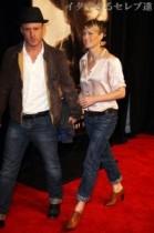 【イタすぎるセレブ達】ショーン・ペンの元妻女優ロビン・ライト、14歳年下の俳優と婚約。