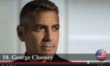 【イタすぎるセレブ達】ジョージ・クルーニー、「引退の時期が近づきつつある」と気になる発言。<動画あり>