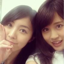 【エンタがビタミン♪】前田敦子と松井珠理奈がツーショット。「姉妹みたい!」と反響。