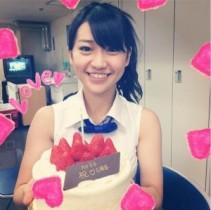 【エンタがビタミン♪】大島優子が北川悠仁・高島彩夫妻の第1子誕生を祝福。「報告をいただき飛び跳ねちゃいました」