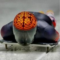 【エンタがビタミン♪】「ハカイダー!?」 ソチ五輪・スケルトン競技でカナダ選手のヘルメットに注目が集まる。